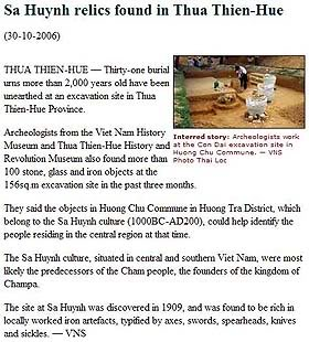 Viet Nam News, 30 Oct 2006