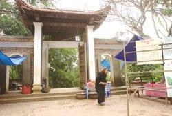 Tay Phuong Pagoda, Viet Nam News 20120324