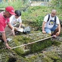 Limestone coffin site found in the Philippines