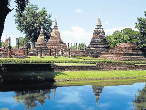 Sukhothai, Bangkok Post 20121015
