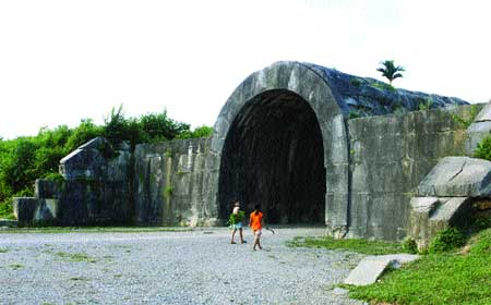The Ho Citadel. Source: Viet Nam News 20140608