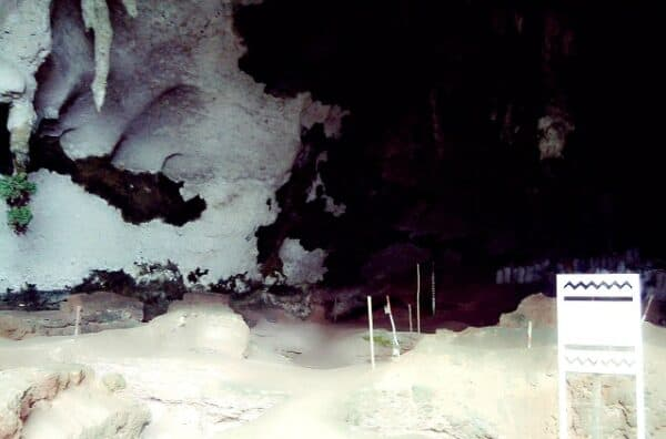 Entrance to the Tabon Caves. Source: GMA News 20140614