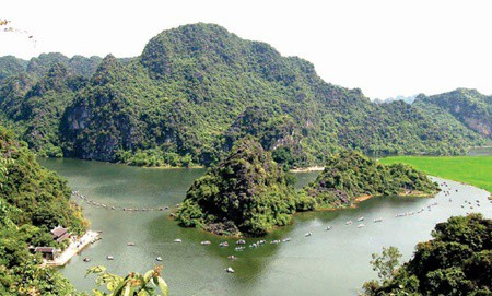 Trang An Landscape. Source: Vietnam News 20140624