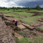 Ruins of Sri Ksetra. Source: The Irrawaddy 20140623