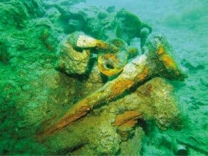 Subic Bay anchor. Source: Inquirer.net 20140526