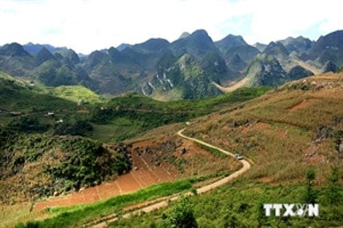 Dong Van Karst Plateau. Source: Vietnam Net 20140809
