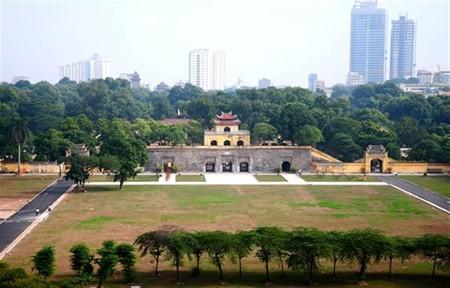 Thang Long Citadel, Viet Nam News 20141111