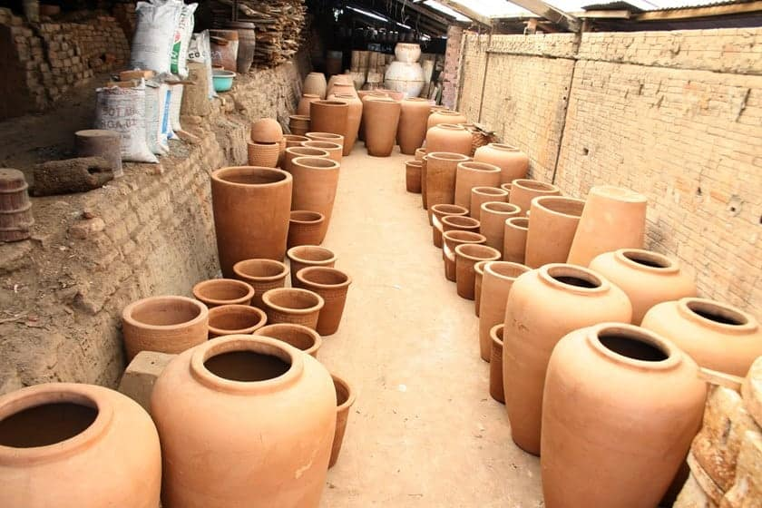 Tan Van Pottery Village in Vietnam's Dong Nai Province. Source: Thanh Nien Niews 20141107