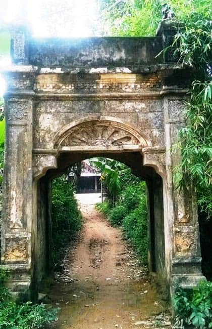 200-year-old house in Ha Tinh Province, Info.VN 20141220