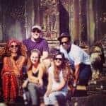 Beyonce and Jay-Z at Angkor Wat. Source: Spyghana 20150103