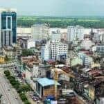 Yangon's changing landscape. Source: BBC News, 20150209