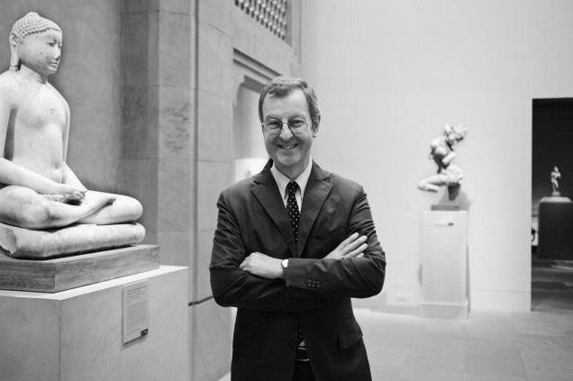 John Guy of the Metropolitan Museum of Art in New York. Source: The Hindu 20150214