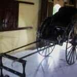 Queen Mother Tu Minh's rickshaw. Source: Viet Nam News 20150423