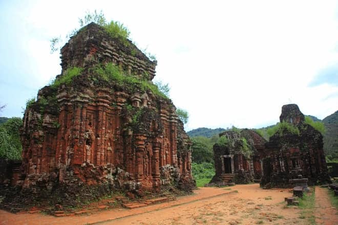 The My Son Sanctuary. Source: Viet Nam Net 20150502
