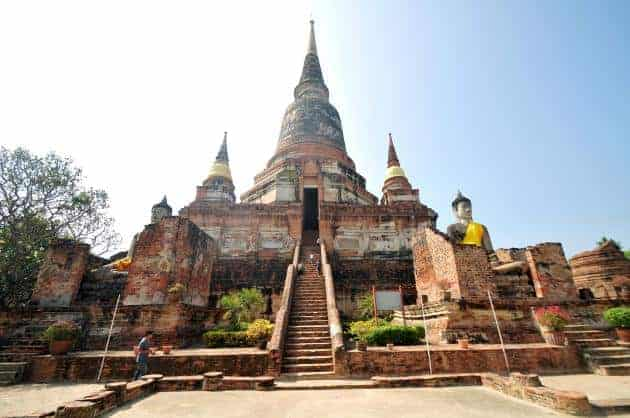 Ayutthaya. Source: The Nation 20150623