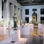 Goddesses exhibition at the National Museum of Bangkok. Source: Bangkok Post 20150527