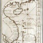 Ancient sea map of Vietnam. Source: Viet Nam News 20150626