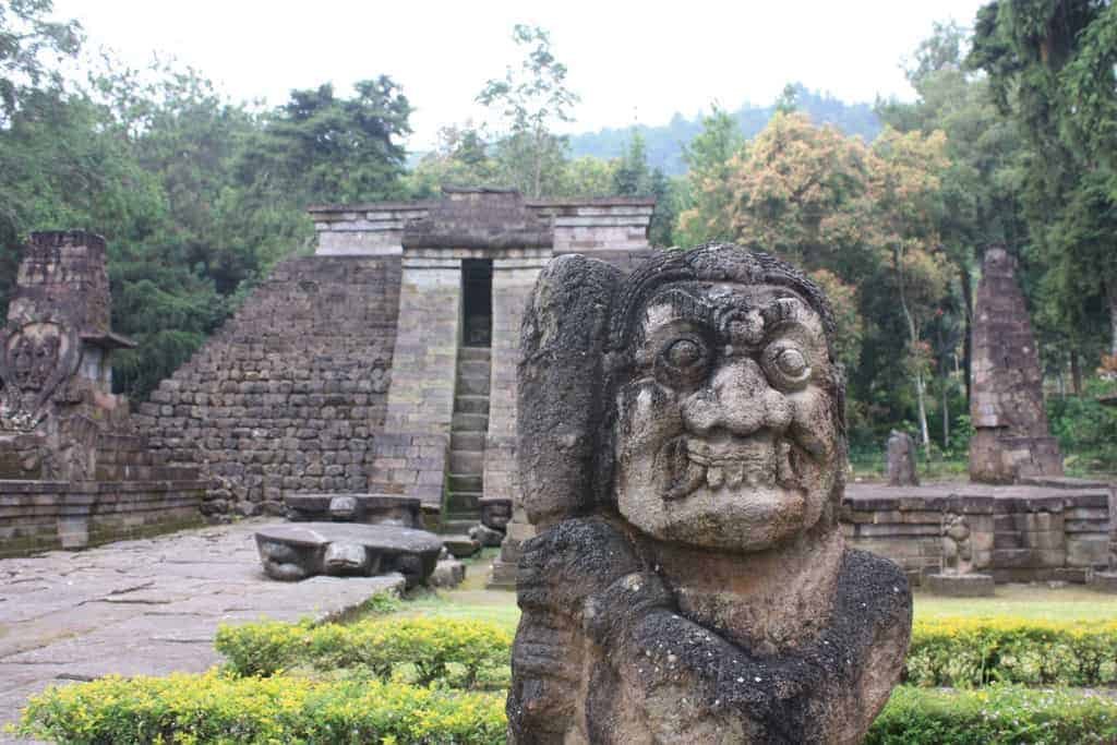 Candi Sukuh, Java, Indonesia
