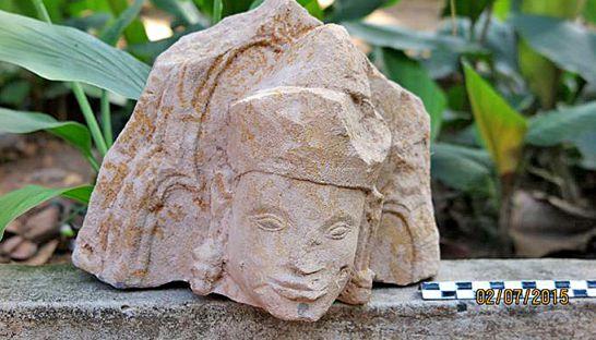 Bayon-era statues discovered near Angkor Wat. Source: Phnom Penh Post 20150702