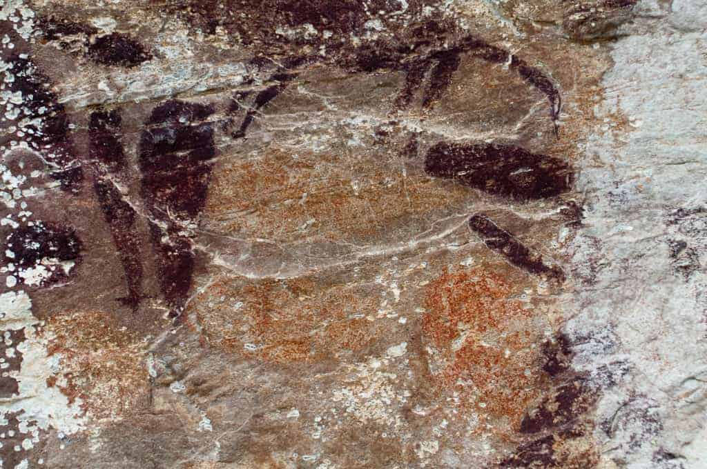 Gua Tambun rock art