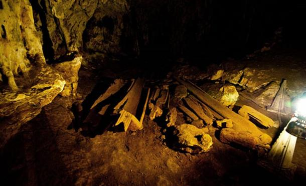 Tham Lod. Source: Ancient Origins 20151109