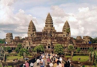 Angkor Wat. Source: TTRWeekly 20151109