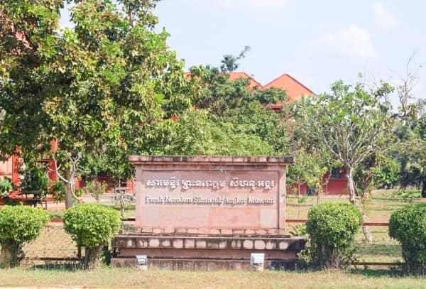Preah Norodom Sihanouk Angkor Museum. Source: Khmer Times 20151215