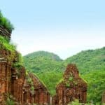 The My Son Sanctuary. Source: Viet Nam News 201512118