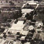 Old aerial photo of The Forbidden City of Hue. Source: Vietnam Net 20160208