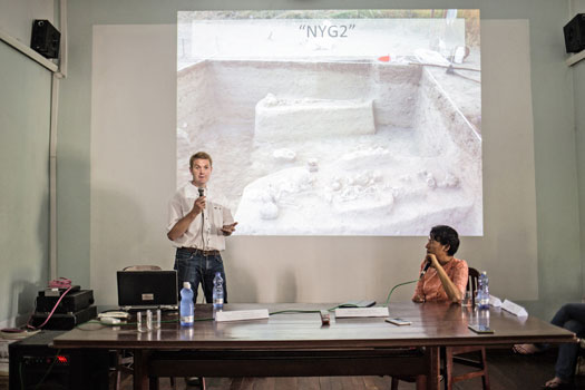 Recent research on Bronze Age Myanmar presented