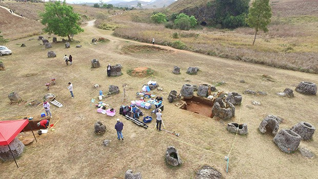 New burials found at the Plain of Jars