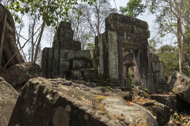 Preah Khan of Kampong Svay. Source: Cambodia Daily 20160424