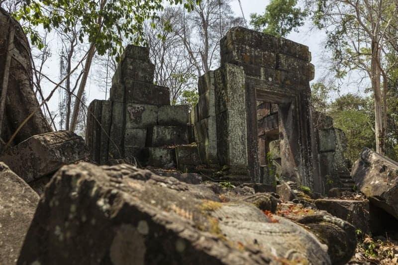 Unlocking the secrets of the Preah Khan of Kampong Svay