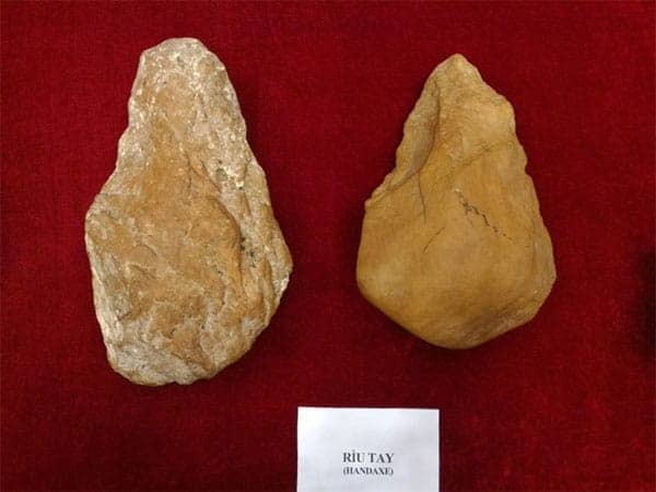 Hints of Vietnam in the palaeolithic emerge from the Central Highlands