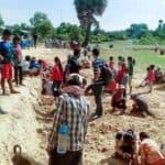 Gold find near Angkor Borei sparks frenzy