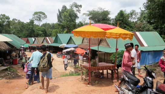 Communities on Phnom Kulen. Source: Phnom Penh Post 20160705