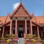 Cambodian National Museum price hike delayed