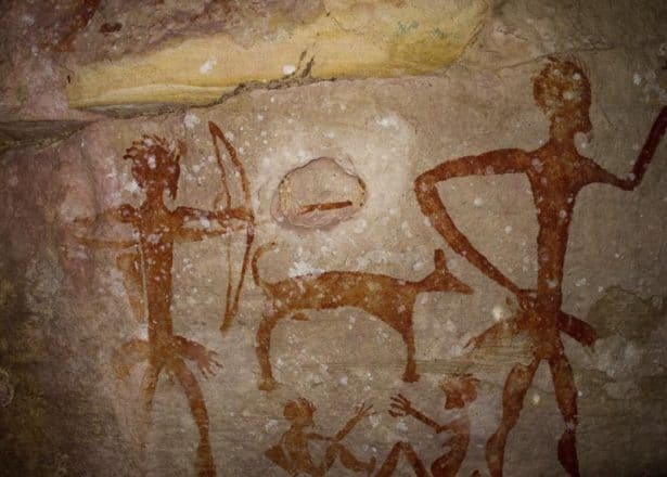 Spanish article on the rock art of Southeast Asia