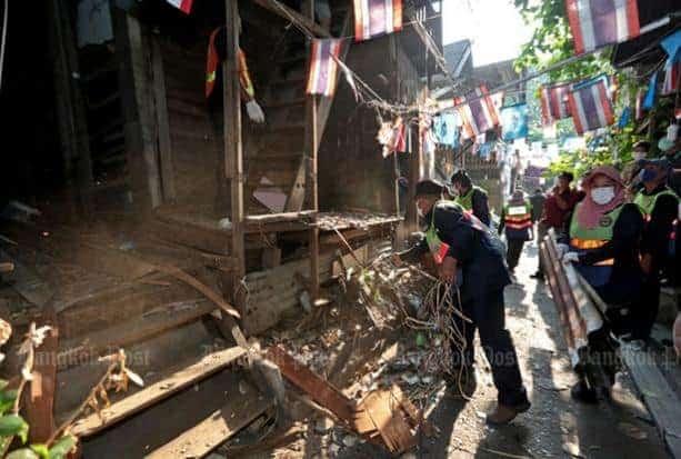 Ignoring expert advice, historic Bangkok house demolished