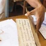 Cambodia's palm leaf manuscripts being lost to neglect and looting