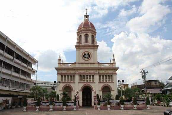 Bangkok's historic Portuguese enclave