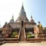 Ayutthaya's World Heritage status will be kept: ministry
