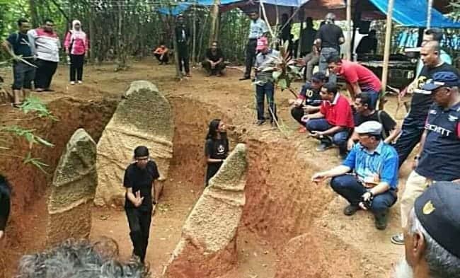Batu hidup ditemukan di Jenagor – Terengganu – Utusan Online