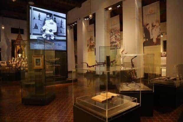 Honouring the father of Thai heritage conservation