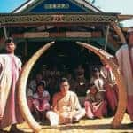 Sacred Karen elephant tusks stolen