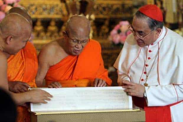 Mission to translate old Khmer scripture complete