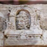 The mysterious 'foreigners' carved into the temples of Sambor Prei Kuk