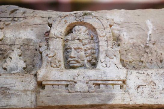 The mysterious 'foreigners carved into temples of