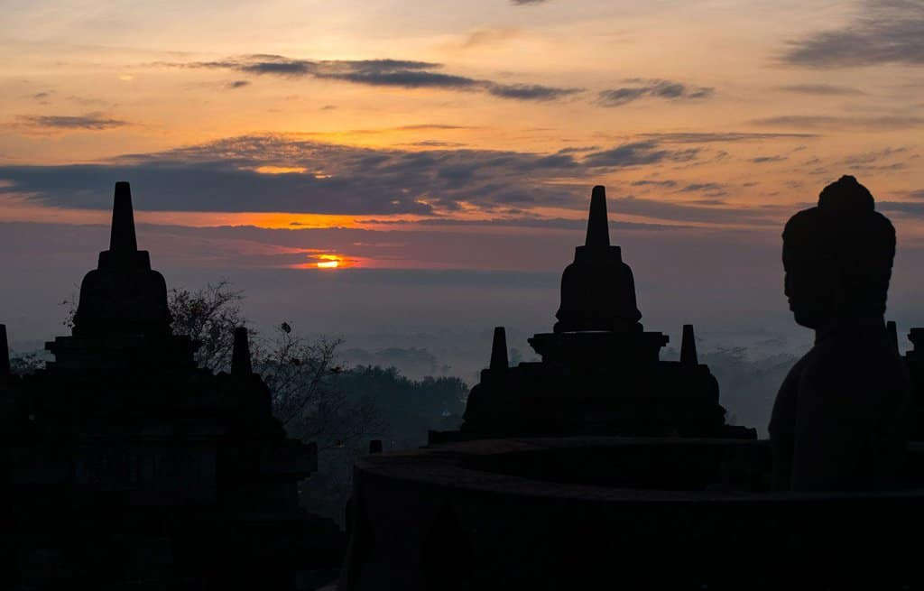Borobudur targets 2 million visitors by 2019