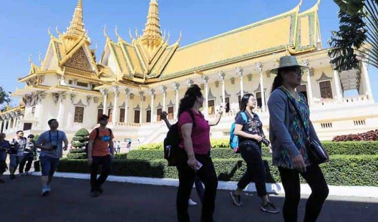 Cambodia tourism to get Chinese help